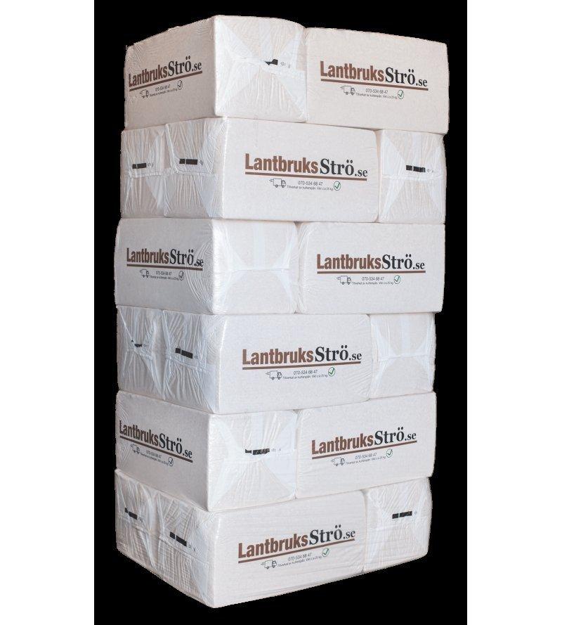 Trociny LantbruksStro 25 kg ściółka wiórowa  Eggersmann