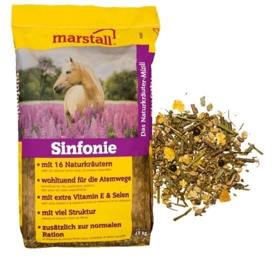 SINFONIE musli 15kg Marstall