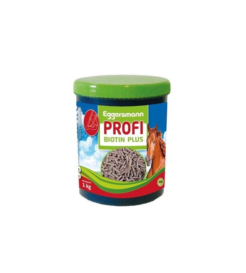 Profi Biotin Plus- skoncentrowana biotyna z dodatkiem cynku i selenu 1 kg.  Eggersmann