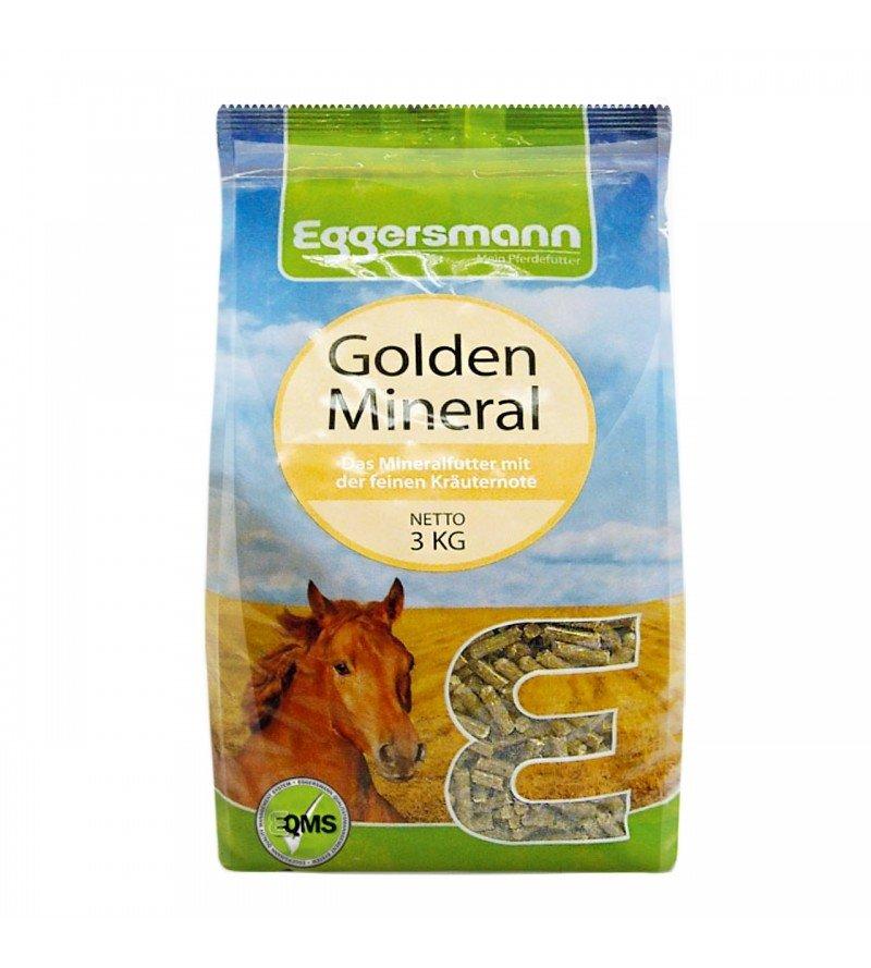 Golden Mineral - dodatek mineralno-witaminowy 3kg  Eggersmann