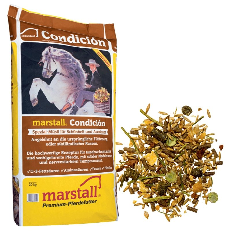 Condicion Musli 20kg Marstall