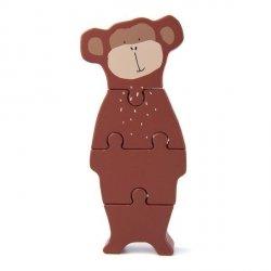 Drewniane puzzle Mr Monkey