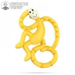 Mini Monkey Yellow Gryzak Masujący