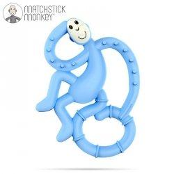Mini Monkey Light Blue Gryzak Masujący