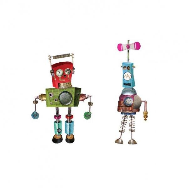 Magnetyczne postacie Roboty