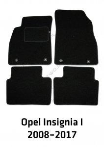 Dywaniki welurowe Opel Insignia