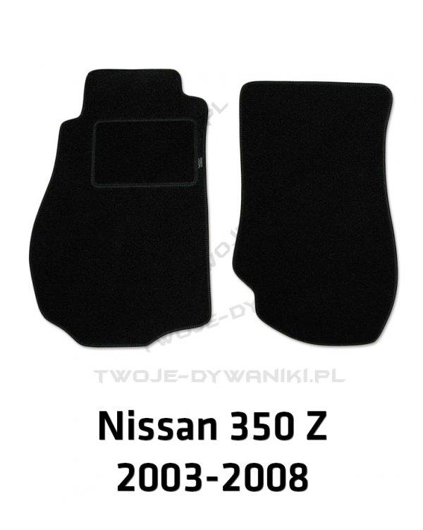 Dywaniki welurowe Nissan 350 Z