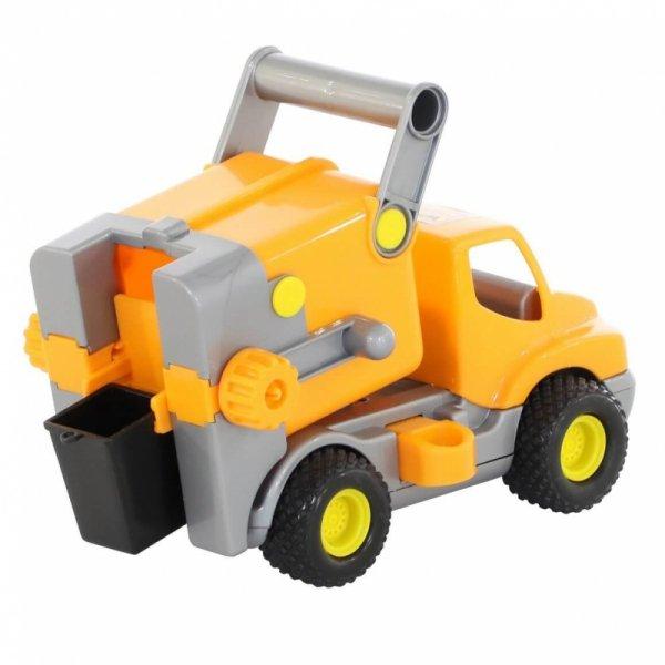 Wader QT ConsTruck Samochód Śmieciarka