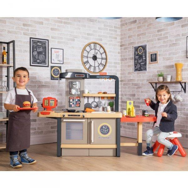 Smoby Restauracja Szefa Kuchni Kuchnia Dla Dzieci