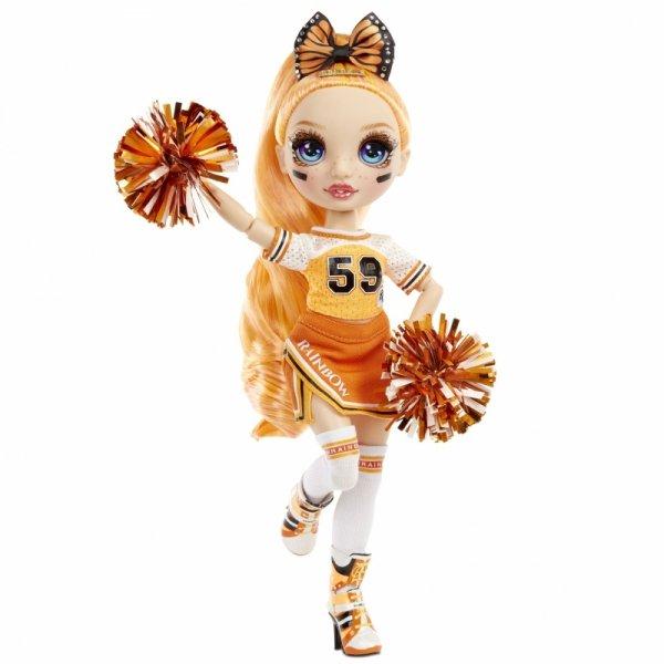 Rainbow High Cheer Doll - Lalka Cheerleaderka Poppy Rowan
