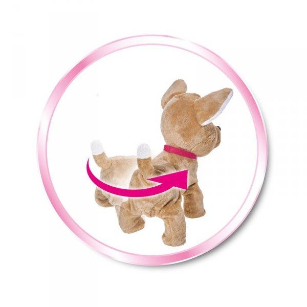 Interaktywny Piesek Chi Chi Love 12 komend Simba