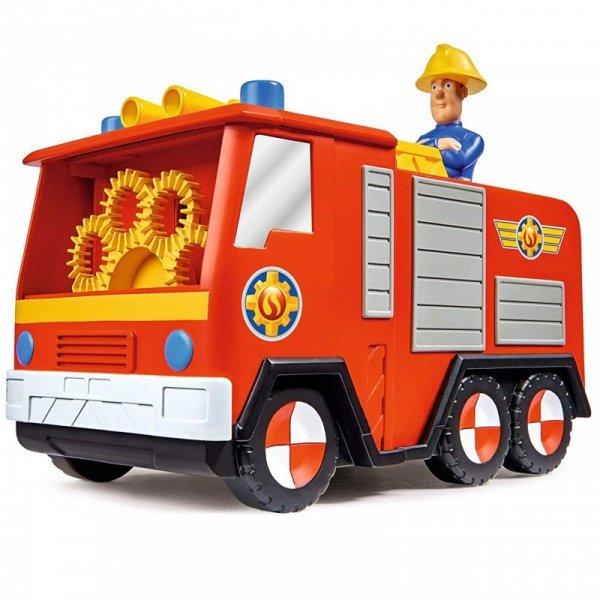 Simba Wóz Strażacki Jupiter Strażak Sam do robienia baniek