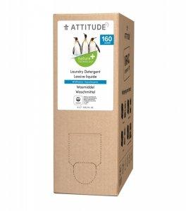 Attitude, Płyn do prania, Kwiaty Polne (Wildflowers) 160 prań, 4L