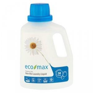 Eco-Max, Płyn do prania, bezzapachowy, 50 prań, 1,5L