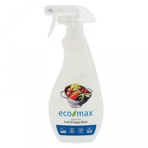 Eco-Max, Spray do mycia owoców i warzyw, bezzapachowy, 710ml