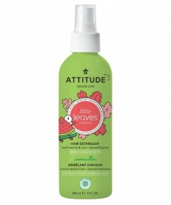 Attitude, Spray do rozczesywania włosów, Arbuz i Kokos, 240 ml