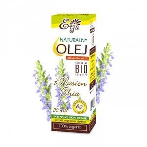 Etja, Olej z nasion Chia BIO, 50 ml