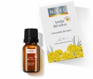 NIKEL, Antyoksydacyjny eliksir 100% naturalny z wyciągiem z kwiatu Immortelle, 10ml