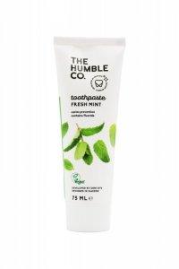 Humble Brush, Miętowa pasta do zębów z fluorem, 75 ml