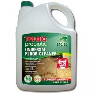 TRI-BIO, Probiotyczny Skoncentrowany Środek do Mycia Podłóg, 4,4 l