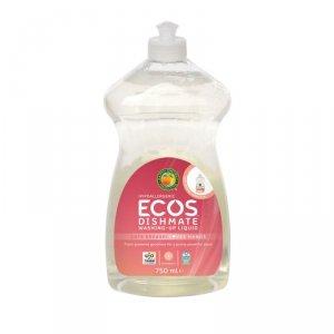 Earth Friendly Products, Płyn do mycia naczyń Grapefruit, 739 ml