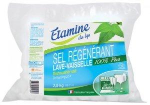 Etamine du Lys, Sól Regeneracyjna do Zmywarki, 2500 g