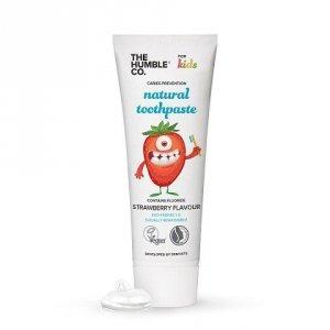 Naturalna pasta do zębów dla dzieci TRUSKAWKOWA 75ml