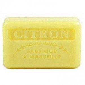 Mydło marsylskie CYTRYNA masło shea 125g