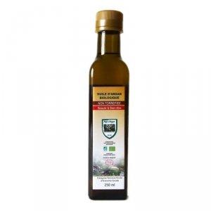 Olejek arganowy kosmetyczny 100% BIO szkło ciemne 250ml