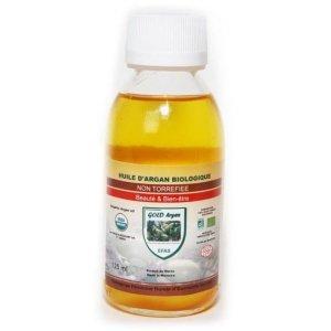 Olejek arganowy 100% BIO butelka szklana 125ml