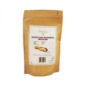 Siarczan Magnezu - Sól gorzka Epsom 1 kg