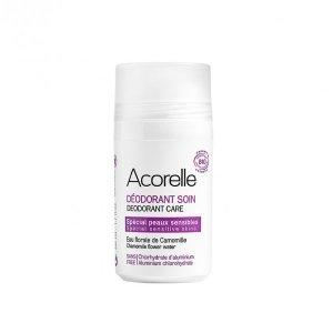 Organiczny dezodorant w kulce do skóry wrażliwej 50ml