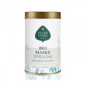 Maska organiczna ze Spiruliną głęboko oczyszczająca Zero Waste 100g