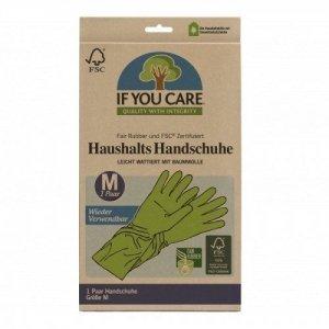 Wielorazowe Rękawiczki Lateksowe FAIR RUBBER 1 Para Rozmiar M