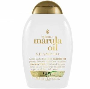 Organix - Hydrate + Marula Oil Shampoo nawilżająco-wygładzający szampon do włosów 385ml