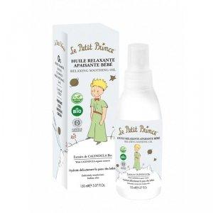 Le petit prince - Relaxing Smoothing Oil relaksujący i kojący organiczny olejek do masażu dla dzieci 150ml