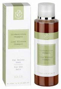 Hagina - Lime Blossom Shampoo naturalny szampon do włosów z wyciągiem z lipy 200ml