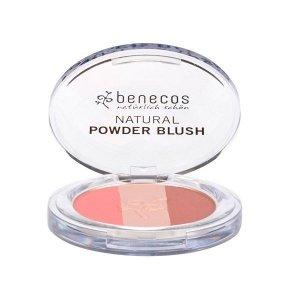 Benecos - Natural Trio Blush naturalny potrójny róż do policzków Fall in Love 5g