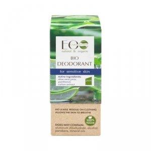 Ecolab - Bio Deodorant dezodorant w kulce do wrażliwej skóry 50ml