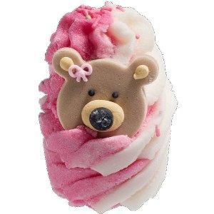 Bomb cosmetics - Teddy Bears Picnic Bath Mallow maślana babeczka do kąpieli 50g