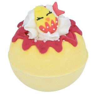 BOMB COSMETICS - Cool Chick Bath Blaster musująca kula do kąpieli 160g