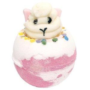 Bomb cosmetics - Big Llama Mama Bath Blaster musująca kula do kąpieli 160g