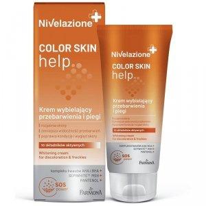 Farmona - Whitening Cream krem wybielający przebarwienia i piegi 50ml