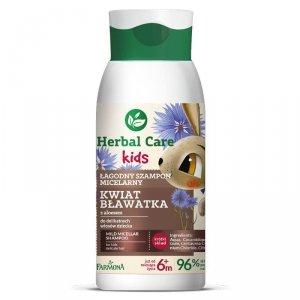 Farmona - Herbal Care Kids łagodny szampon micelarny Kwiat Bławatka 300ml