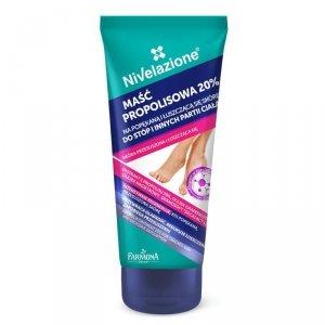 Farmona - Nivelazione maść propolisowa 20% na popękaną i łuszczącą się skórę 75ml