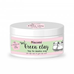 Green Clay zielona glinka nawilżająca 65g