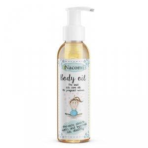 Nacomi - Body Oil olejek dla kobiet w ciąży 130ml