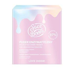 Face boom - Cleansing Powder puder enzymatyczny do oczyszczania twarzy cera odwodniona i wrażliwa 20g