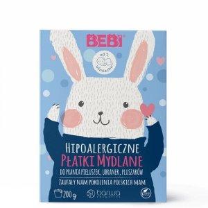 Barwa - Bebi hipoalergiczne płatki mydlane 200g