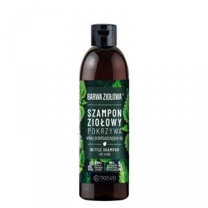Barwa - Ziołowa szampon ziołowy do włosów przetłuszczających się Pokrzywa 250ml